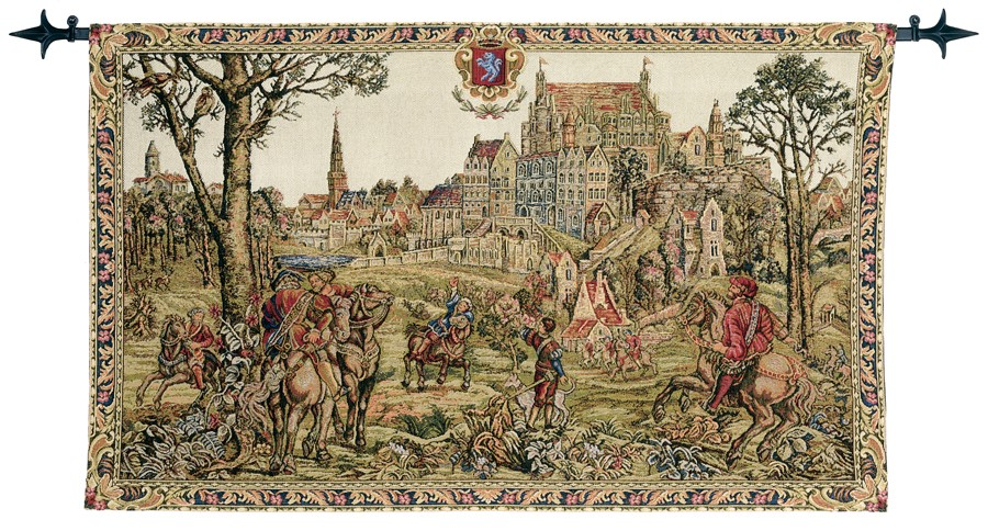 Old Brussels Tapestry Fabric