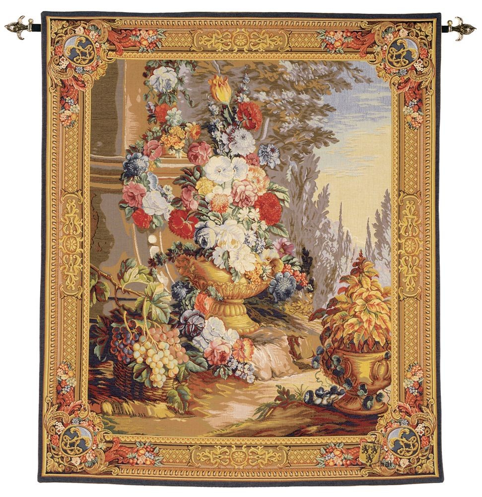 Magnificent Garden Tapestry