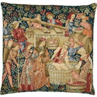 Winemakers Pillow Cover