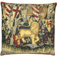 King Arthur-Lion Pillow Cover