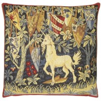 King Arthur-Unicorn Pillow Cover