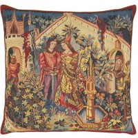 King Arthur-Camelot Pillow Cover