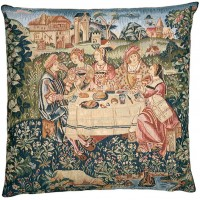 Country Banquet Pillow Cover