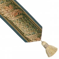 Acanthus Leaf Antique Bellpull