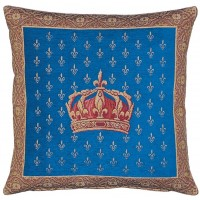 Royal Crown Pillow Cover