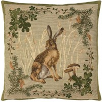 Hare Pillow Cover