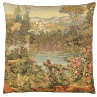 Lakeside Pillow Cover