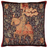 The Montacute Knight Pillow Cover