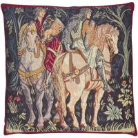 Knights of Camelot Pillow Cover