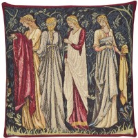 Ladies of Camelot Pillow Cover