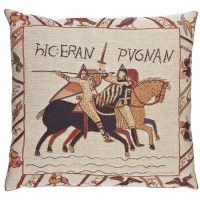Bayeux - Cavaliers Pillow Cover