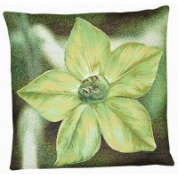 Star Leaves Pillow Cover