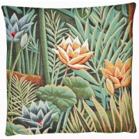 Tropical Forest I Pillow Cover