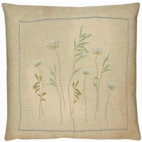 Meadow Flowers II Pillow Cover