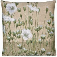 Flax II Pillow Cover