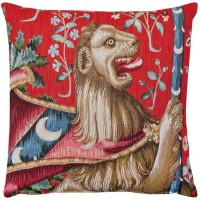 Lion Pillow Cover