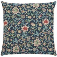 Morris Evenlode - Blue Pillow Cover