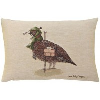 Henry Grouse Pillow Cover