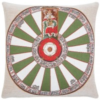 The Round Table (Winchester) Pillow Cover