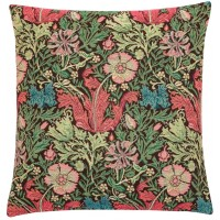 Morris Tulips Pillow Cover