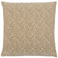 Lily Leaves Pillow Cover