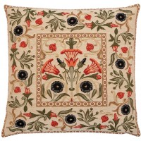 Primrose - Cream Pillow Cover