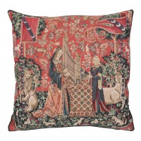 Lady & Unicorn - Organ Pillow Cover