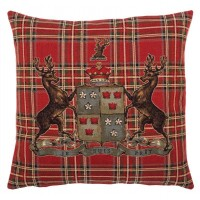 Highland Heritage - Red Pillow Cover