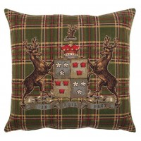 Highland Heritage - Green Pillow Cover
