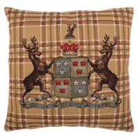 Highland Heritage - Beige Pillow Cover