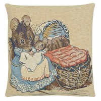 Hunca Munca Pillow Cover