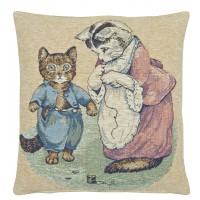 Tabitha Twitchet Pillow Cover