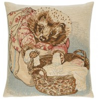 Mrs Tiggywinkle Pillow Cover