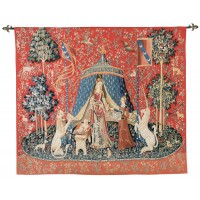 A Mon Seul Desir (To My Only Desire) Tapestry