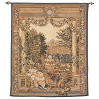 Le Palais Royal Handwoven Tapestry