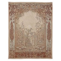 Natures Field Handwoven Tapestry