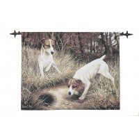 Jack Russells Tapestry
