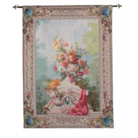 Bouquet Cornemuse Tapestry