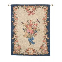 Bouquet Chenonceaux Tapestry