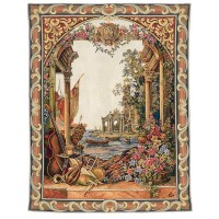 Venetian Arch Tapestry