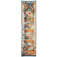 Floral Column Tapestry