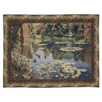 Lake Giverny Classic Tapestry