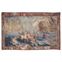 Naval Battle Tapestry