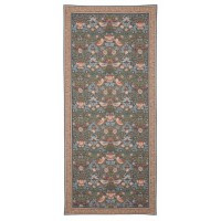 Strawberry Thief Portiere Blue Tapestry