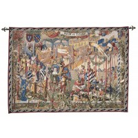 The Royal Joust Tapestry