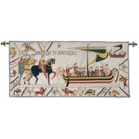 Bayeux - Embarkation Tapestry