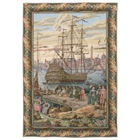 Merchants' Ship Tapestry