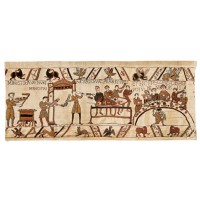 Bayeux - Banquet Tapestry