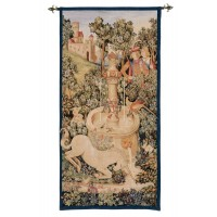 Fountain Portiere Tapestry