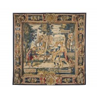 The Game of Golf Tapestry